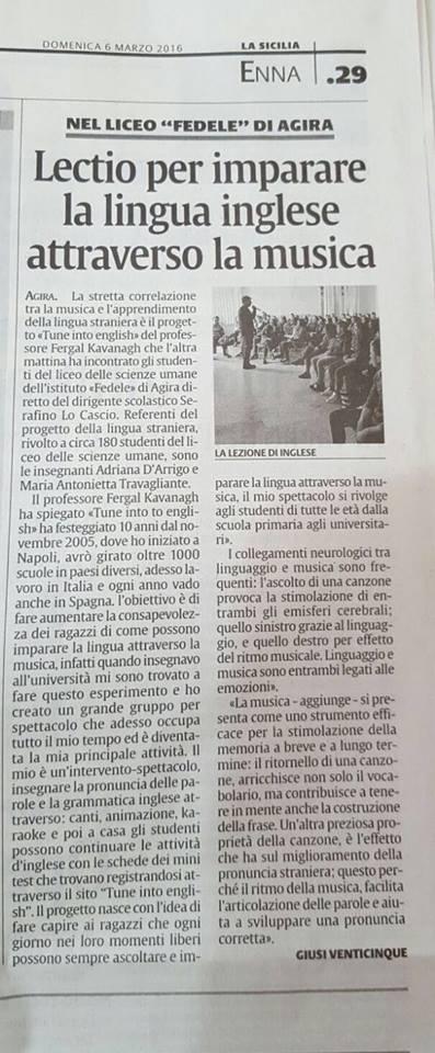 LaSiciliaEnna6marzo2016