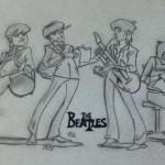 Beatles Raffaella Mallardi