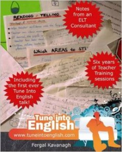 Notes from an ELT Consultant book cover