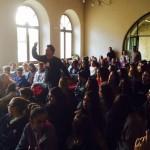 IIS Sansi Leonardi Volta, Spoleto, 19th November 2014