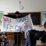 """Liceo """"Erasmo da Rotterdam"""", Sesto San Giovanni (MI), 12th March 2012"""