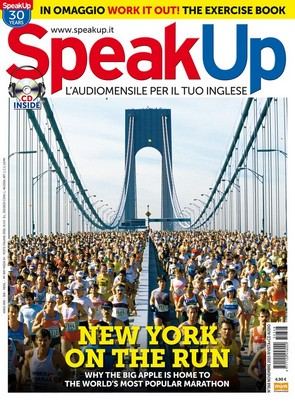 cover Speak Up novembre