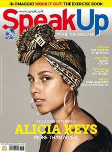 cover speak up settembre